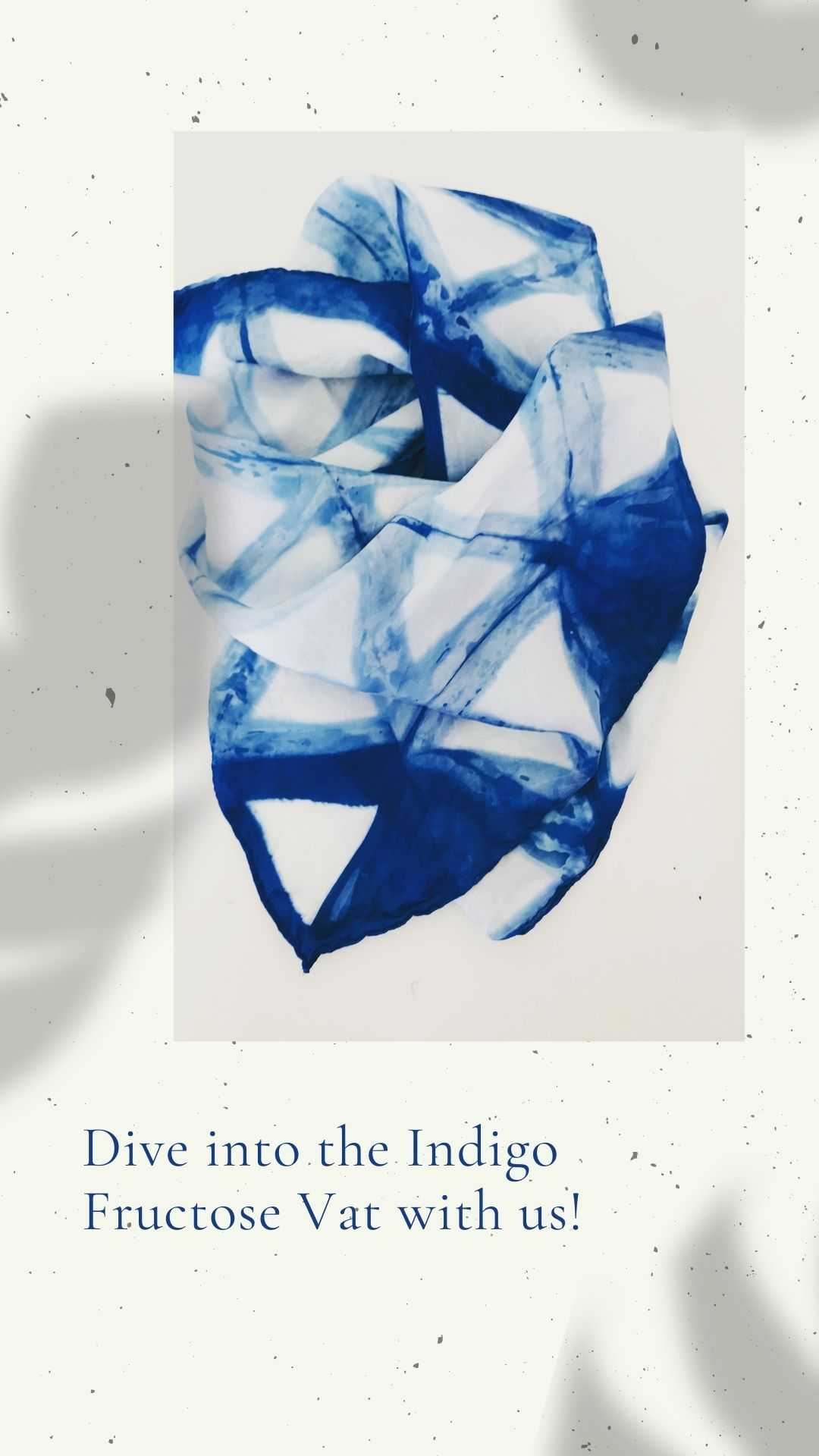 Shibori Workshops in Los Angeles