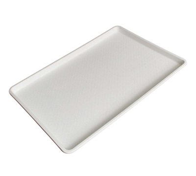 "Large white 18"" x 26""  tray for marbling paper"