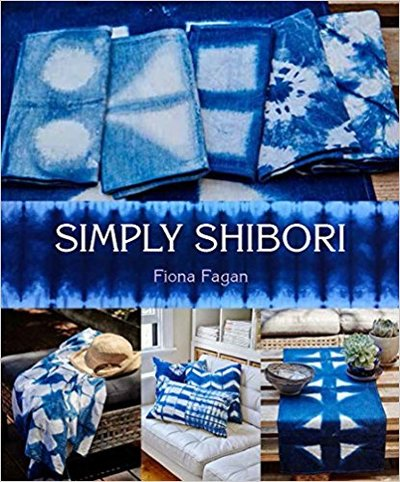 Simply Shibori by Fiona Fagan