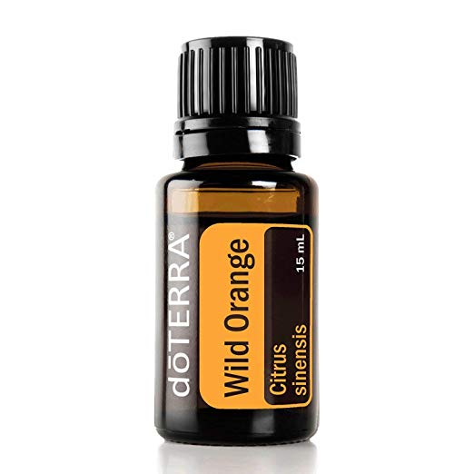 Wild Orange Essential oil by DoTerra