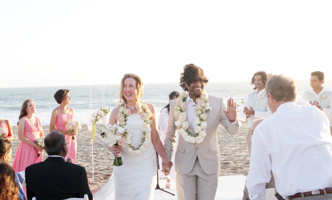 Coastal Wedding Malibu
