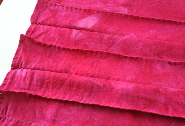 Shibori on Procion Dye - HILARY L HAHN
