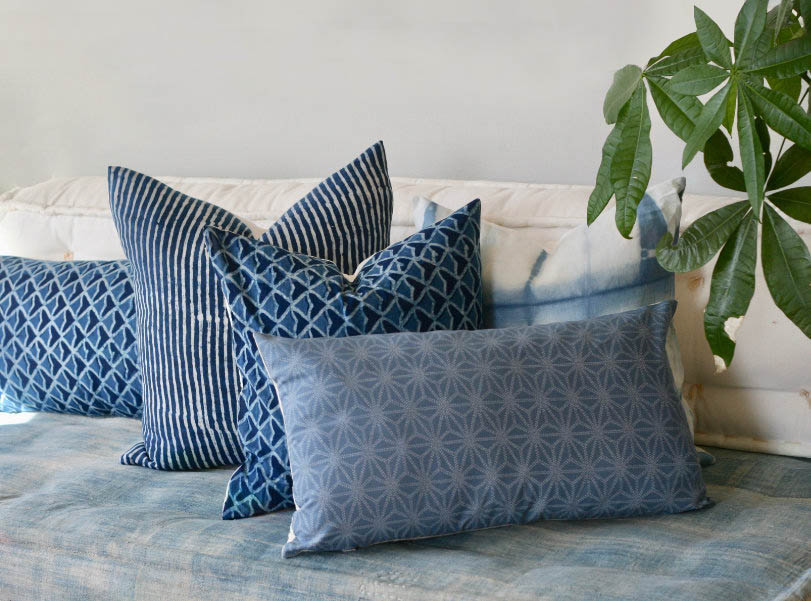pillows indigo decorative cushion com dp dye amazon ac cover indian shibori pillow pillowcases throw tie